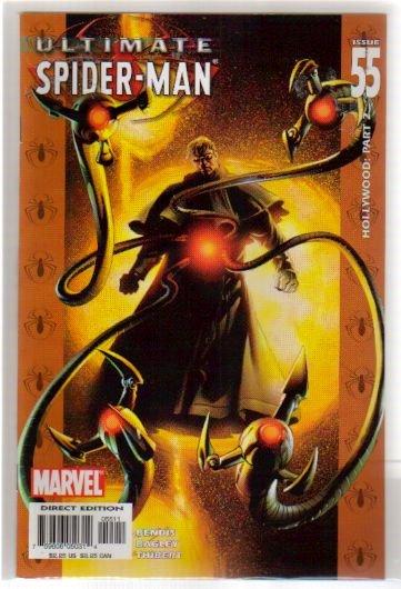 ULTIMATE SPIDER-MAN #55 NM