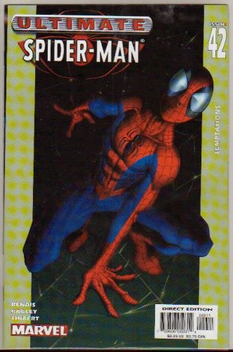 ULTIMATE SPIDER-MAN #42 VF/ NM
