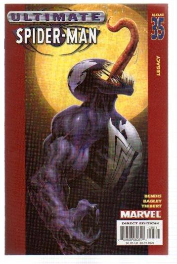ULTIMATE SPIDER-MAN #35 NM VENOM
