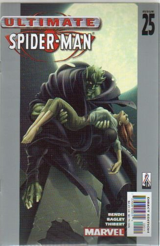 ULTIMATE SPIDER-MAN #25 VF/ NM