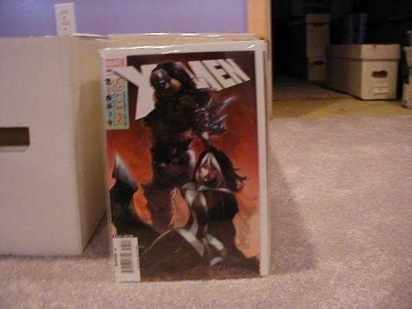 X-MEN #195 (2007) NM