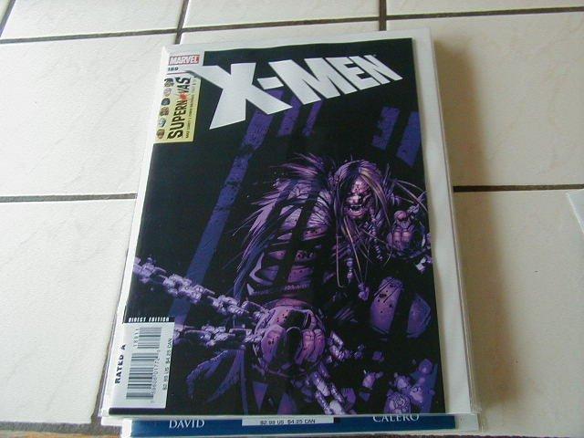 X-MEN #189 (2006) NM