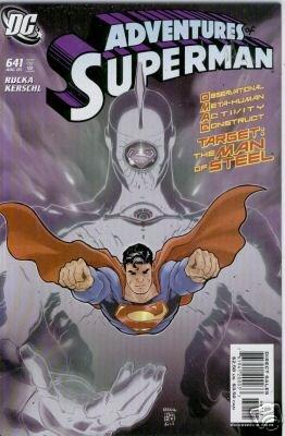 ADVENTURES OF SUPERMAN #641 NM