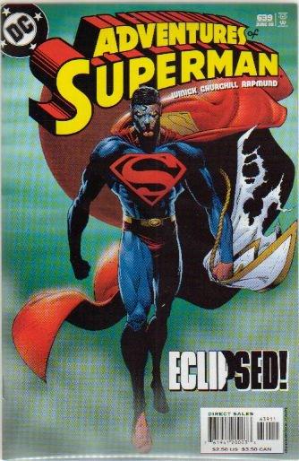 ADVENTURES OF SUPERMAN #639 NM