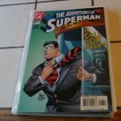 ADVENTURES OF SUPERMAN #598
