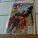 ADVENTURES OF SUPERMAN #581