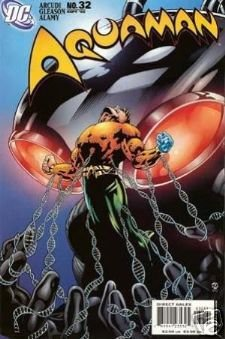 AQUAMAN #32(2003) NM