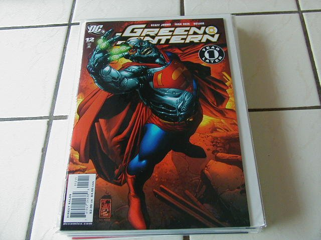GREEN LANTERN #12 NM ONE YEAR LATER