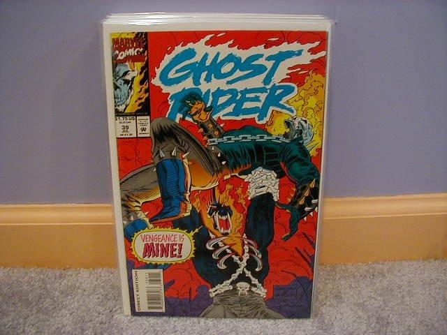 GHOST RIDER (1990) #39