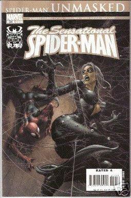 SENSATIONAL SPIDER-MAN #34 NM