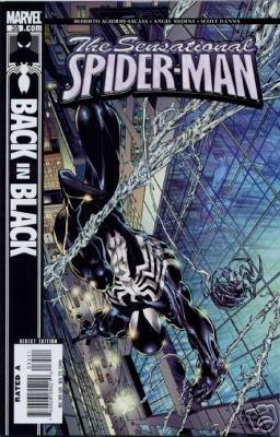 SENSATIONAL SPIDER-MAN #35 NM BACK IN BLACK