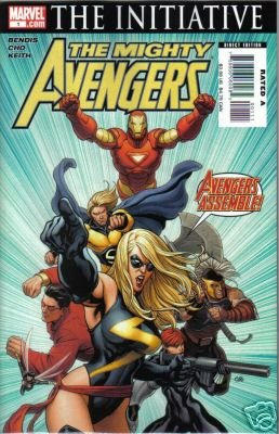 MIGHTY AVENGERS #1 NM