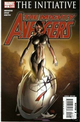 MIGHTY AVENGERS #2 NM