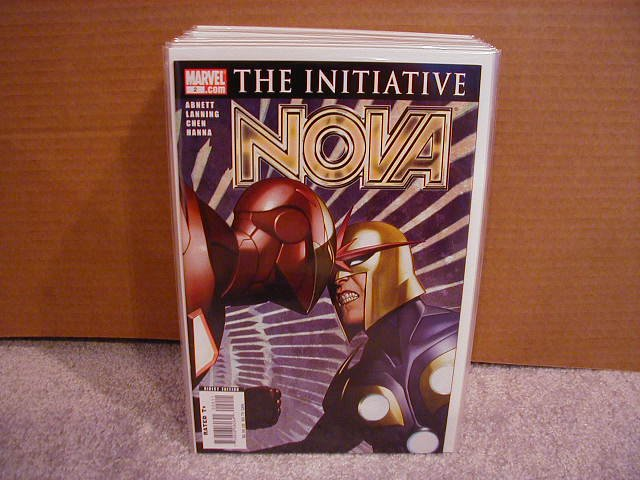 NOVA #2 NM (2007)
