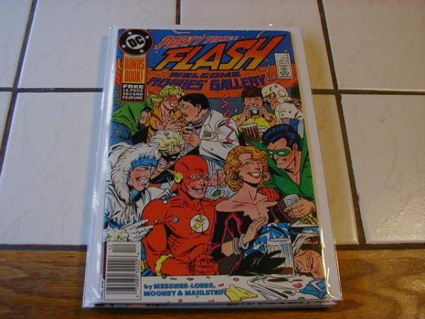 FLASH VOL2 #19