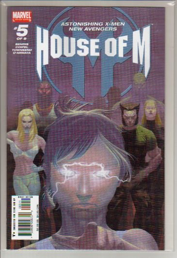 HOUSE OF M #5 NM