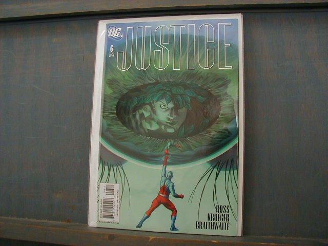 JUSTICE #6 NM