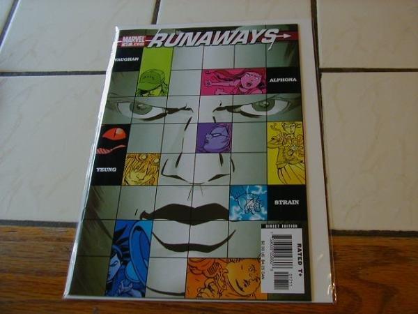 RUNAWAYS VOL 2 #17