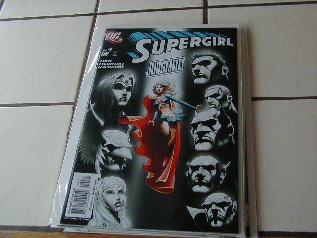 SUPERGIRL #4 NM (2006)