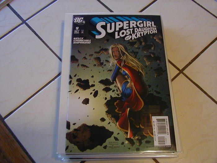 SUPERGIRL #9 NM (2005)