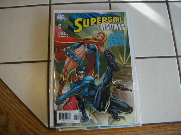 SUPERGIRL #11 NM (2005)