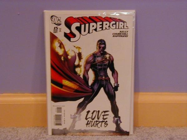 SUPERGIRL #15 NM (2007)