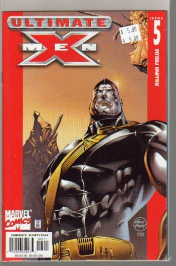ULTIMATE X-MEN #5 NM