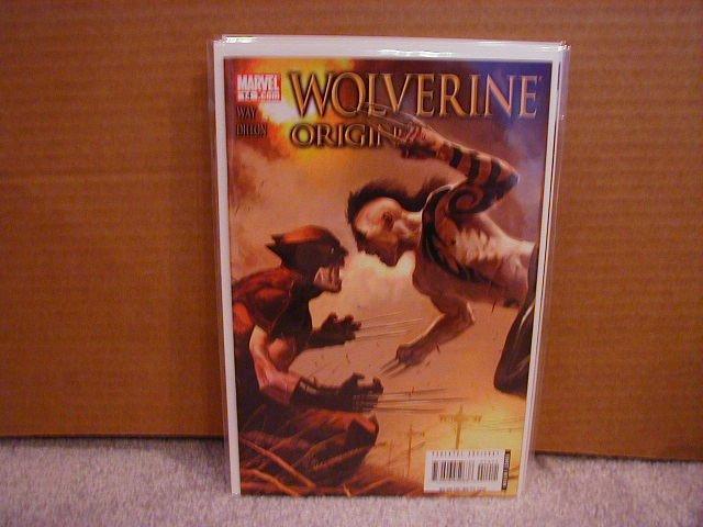 WOLVERINE ORIGINS #14 NM