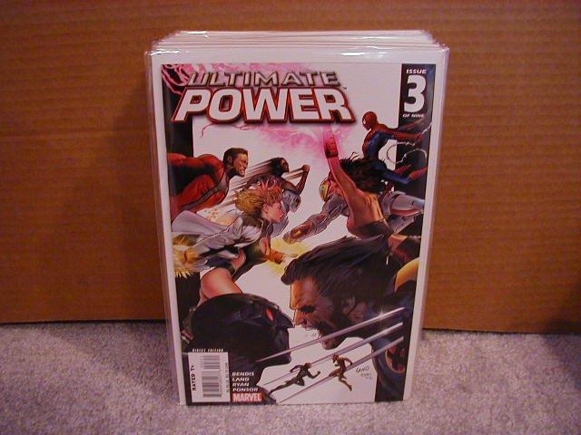 ULTIMATE POWER #3 NM