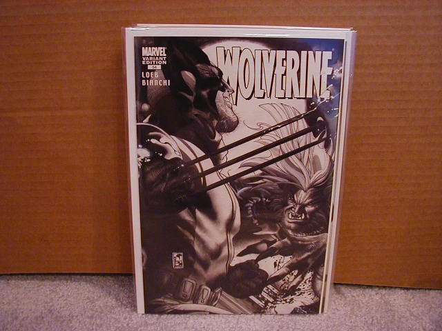 WOLVERINE VOL 2 #54 NM VARIANT EDITION