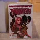 THUNDERBOLTS #110 NM **NEW NASTY TEAM!!