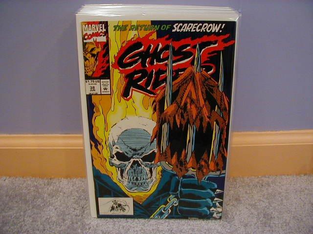 Ghost Rider (1990) #38