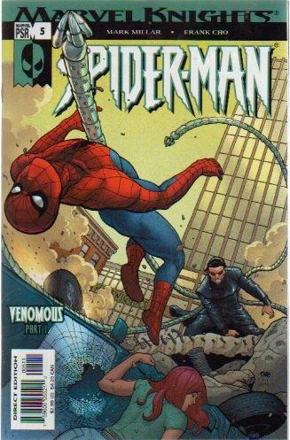 MARVEL KNIGHTS SPIDER-MAN #5