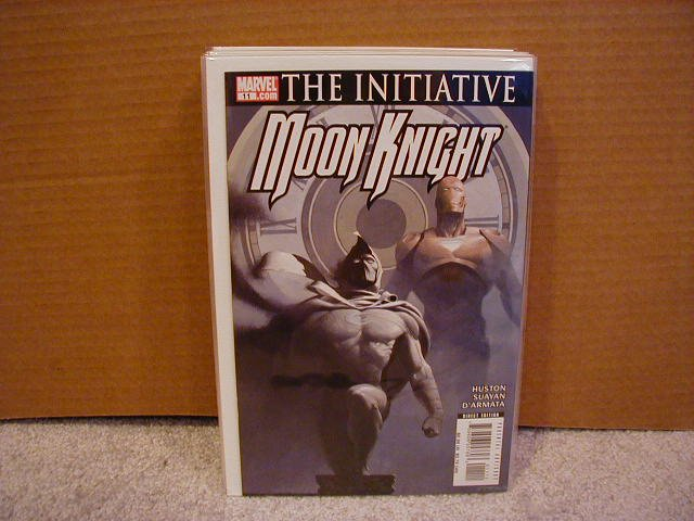 MOON KNIGHT #11 NM