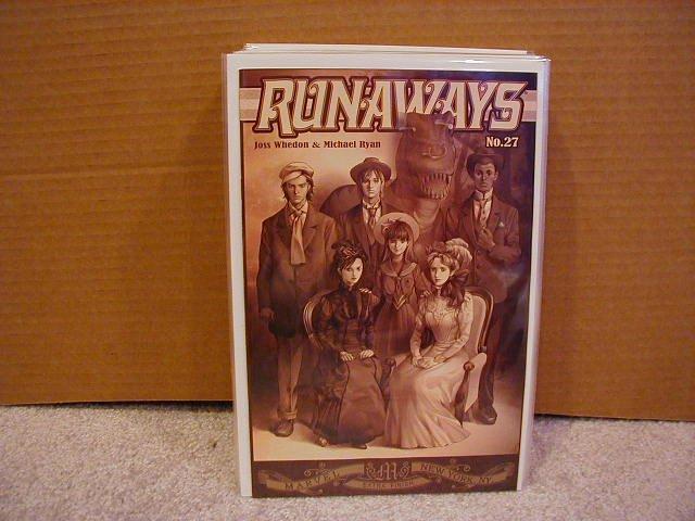 RUNAWAYS VOL 2 #27 NM