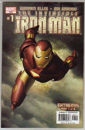 IRON MAN #1 NM(2006) *EXTREMIS*