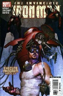 IRON MAN #8 NM(2006)