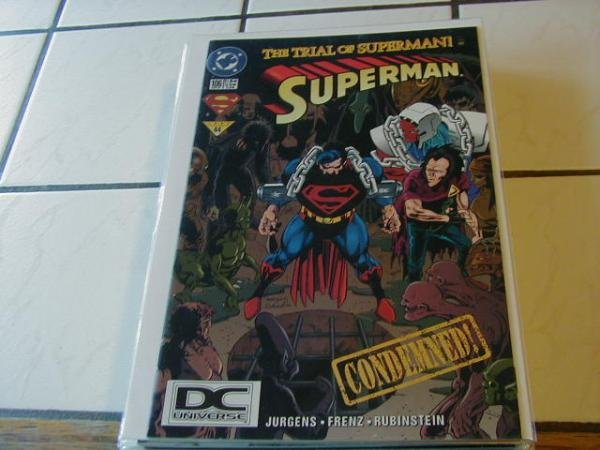 SUPERMAN #106