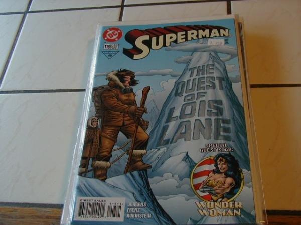 SUPERMAN #118