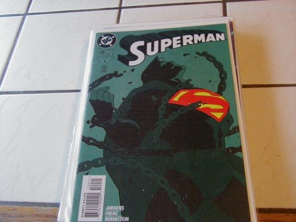 SUPERMAN #120