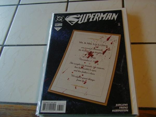 SUPERMAN #131