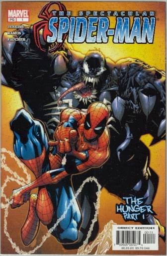 SPECTACULAR SPIDER-MAN VOL 2 #1 NM