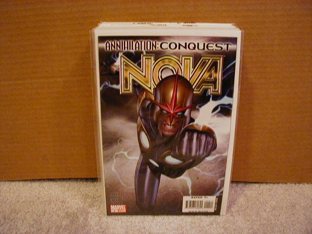 NOVA #4 NM (2007)