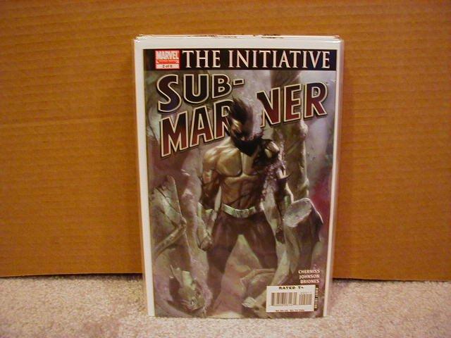 SUB-MARINER #2 NM (2007) MINI SERIES