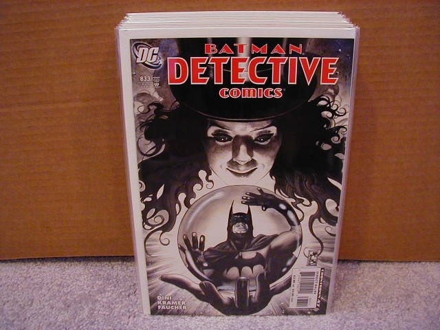 DETECTIVE COMICS #833 NM