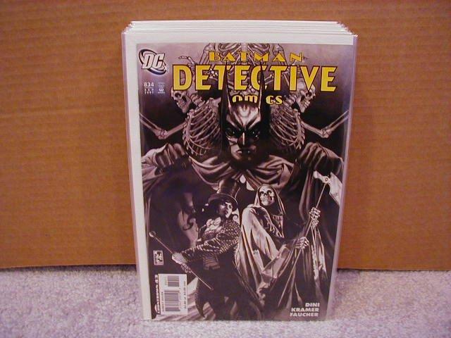 DETECTIVE COMICS #834 NM