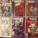 THOR BLOOD OATH SET #1-6 ALL NM