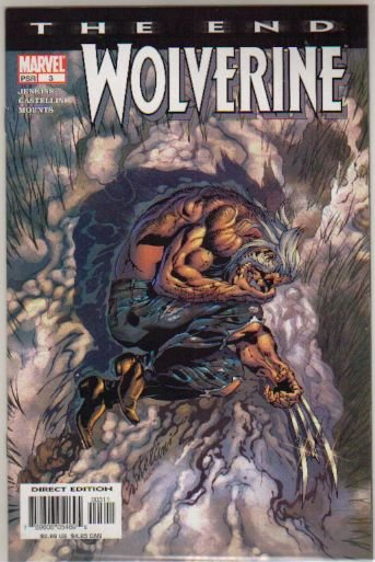 WOLVERINE THE END #3 NM