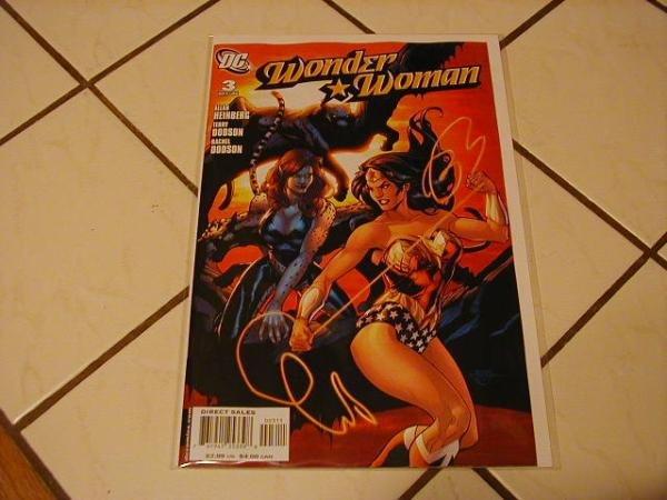 WONDER WOMAN #3 NM (2007)