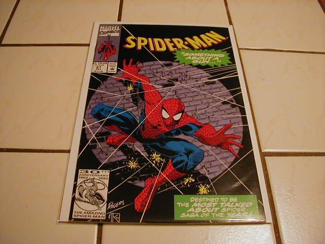 SPIDER-MAN #27